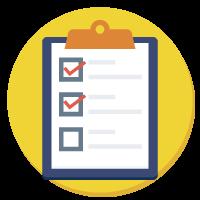 Checklist Fornecedores
